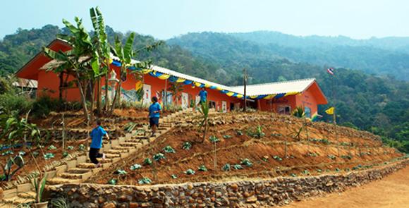 Primary School Huay Kuk