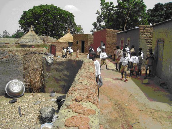 Nibagdo Village