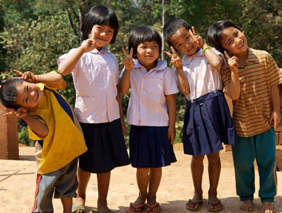 Chiang Rai Children