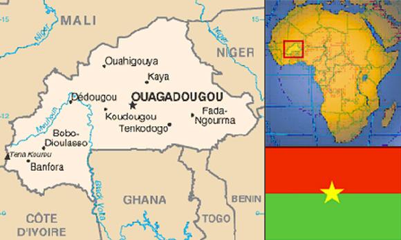 Burkina Country