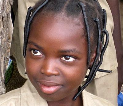 Burkina Girl