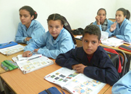 Morocco Class