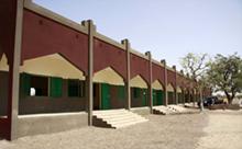 Schools Building Burkina