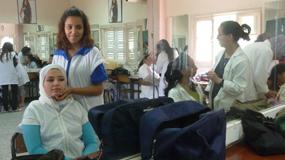 Hair Style Morocco