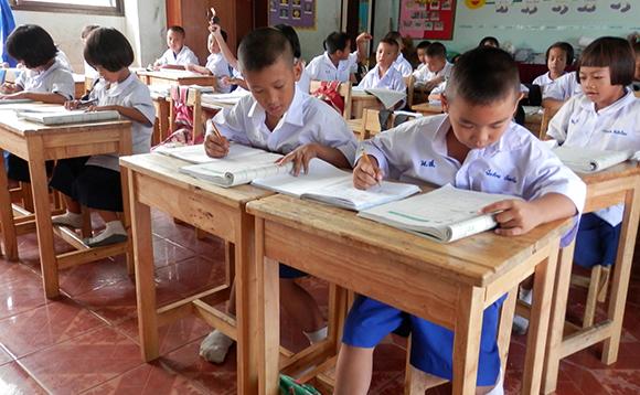 Scholarship Program: Over 1,900 children on scholarship