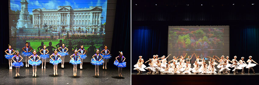 The Silver Tribute Concert benefit of Palais Dance Studio