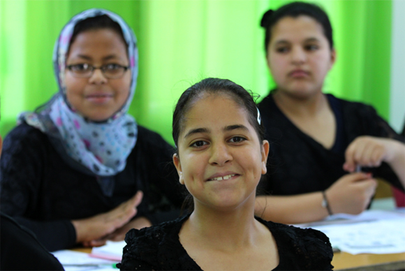 AZROU, MOROCCO Back to School Project