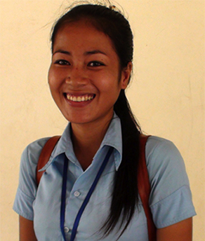 From Our Beneficiaries Thida