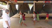 PSE Center where sponsored children attend school