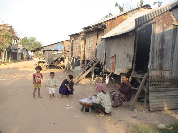 Families Near Dump