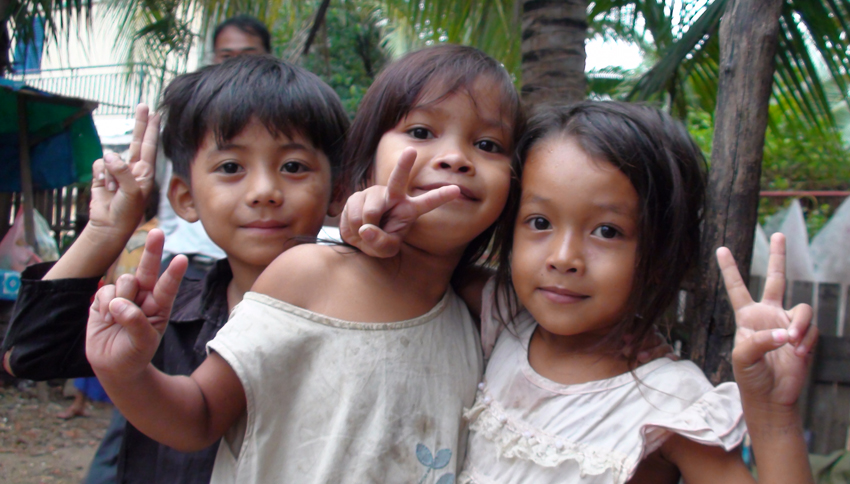 Phom Penh Children