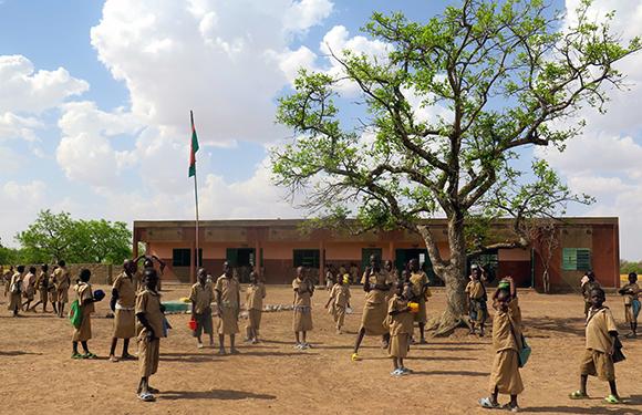 Nibagdo Primary School Project Start Date: 2006