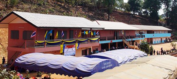 Kindergarden, Dormitory, and Primary School, Ban Mhai Pattana'