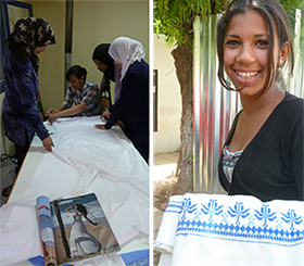 Tailoring and Embroidery Vocational Training Classes