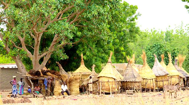 Sogpelce Village
